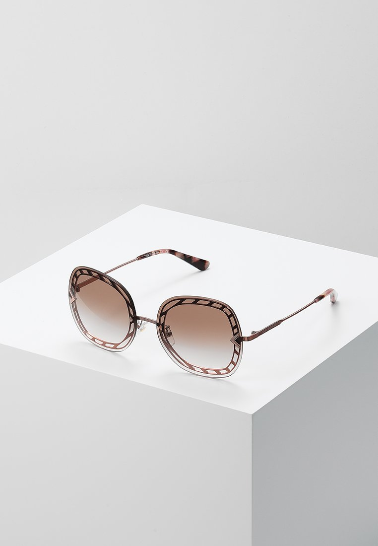 Tory Burch - Sunglasses - rose gold-coloured