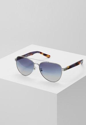Sluneční brýle - shiny silver-coloured