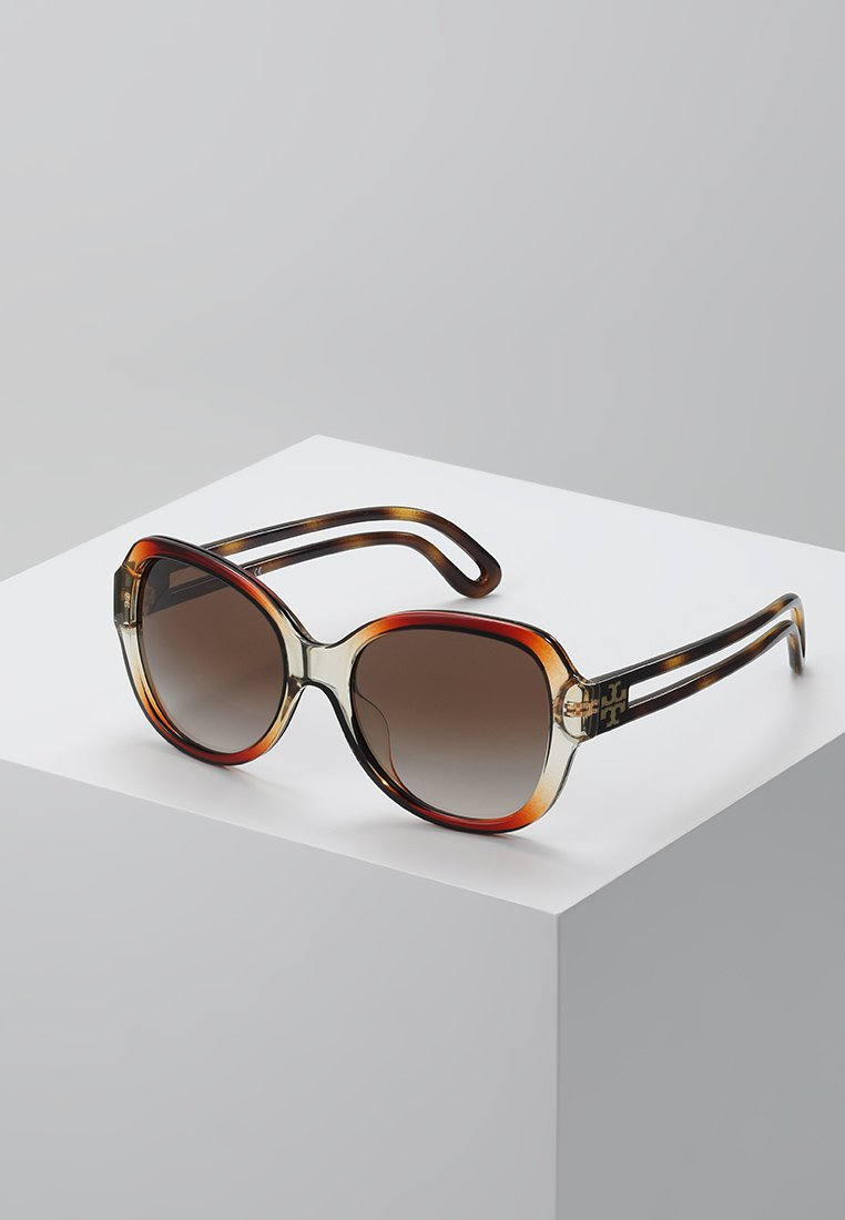 Tory Burch - Sunglasses - transparent/beige