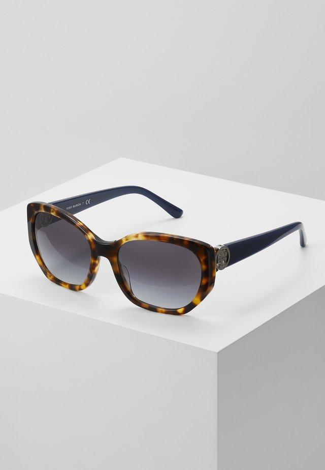 Sluneční brýle - mottled brown