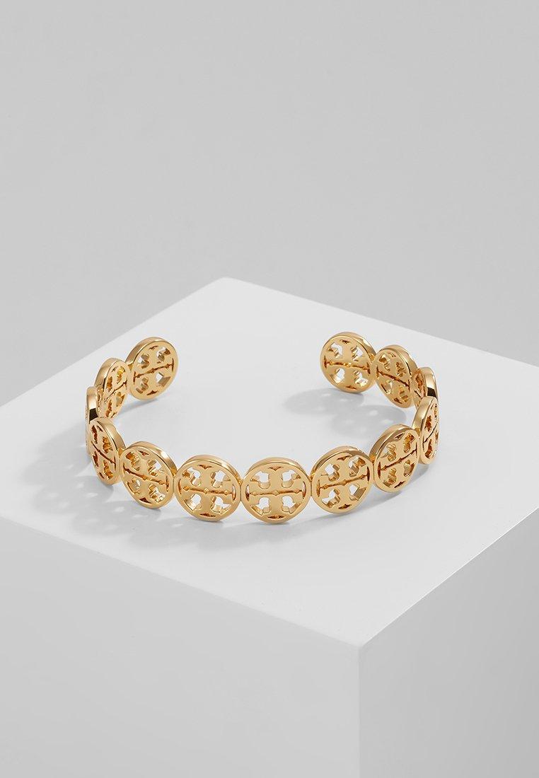 Tory Burch - LOGO CUFF - Armband -  gold-coloured