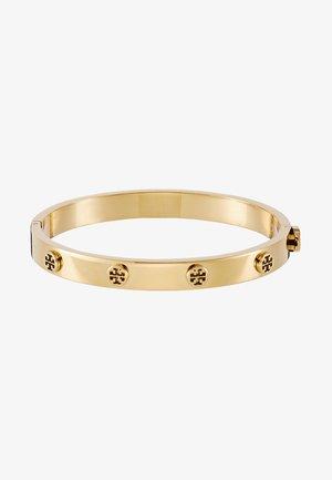 LOGO STUD HINGE BRACELET - Armband - gold-coloured