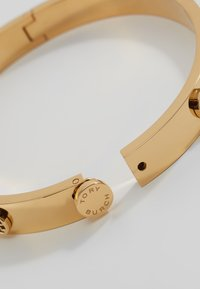 Tory Burch - LOGO STUD HINGE BRACELET - Náramek - gold-coloured - 3