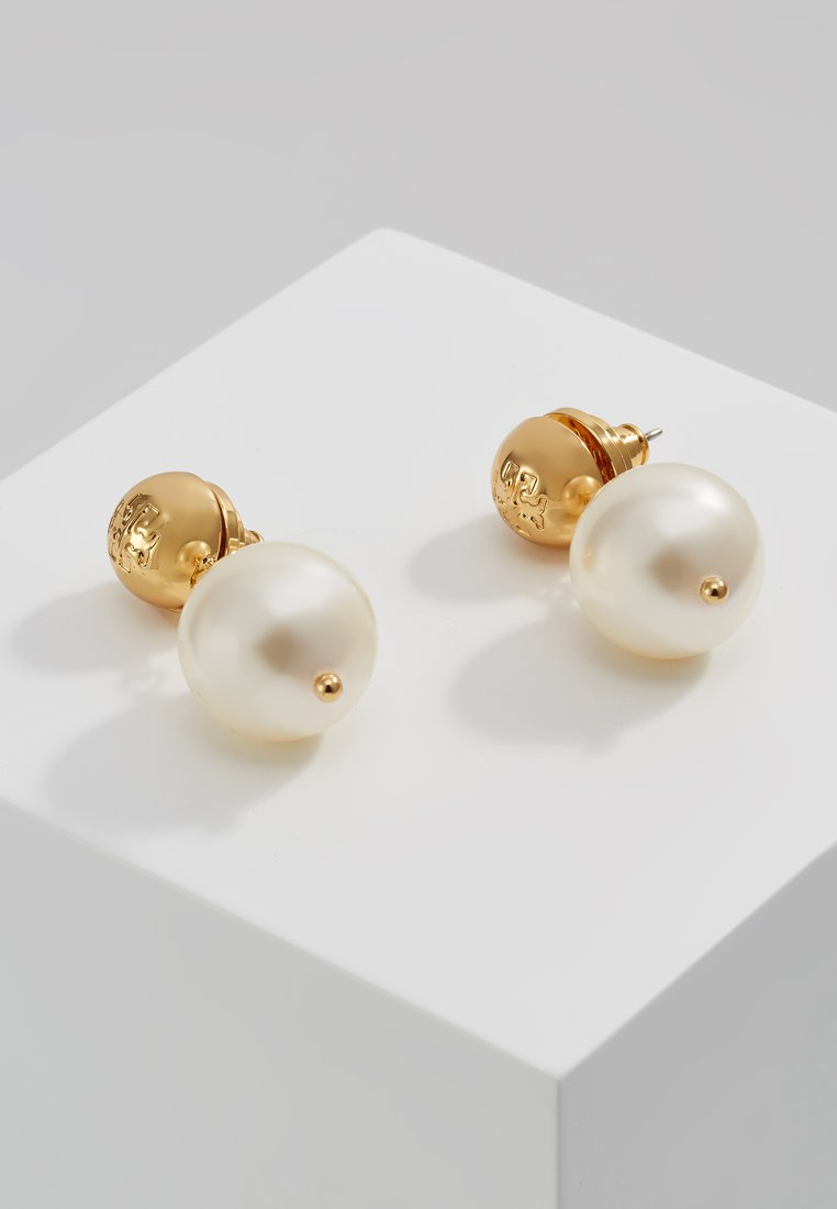 Tory Burch - DROP EARRING - Ohrringe - gold-coloured
