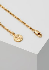 Tory Burch - DELICATE LOGO NECKLACE - Náhrdelník - gold-coloured - 2