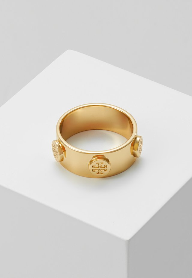 LOGO  - Ringe - tory gold-coloured