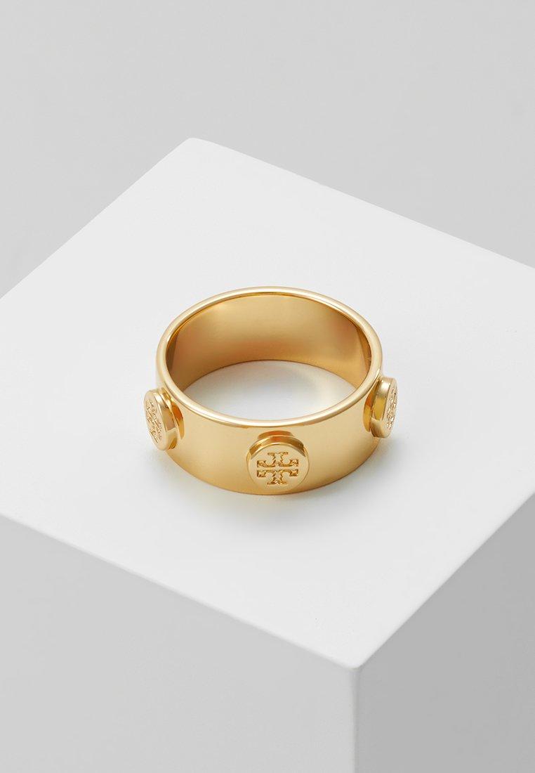 Tory Burch - LOGO  - Pierścionek - tory gold-coloured