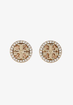 LOGO CIRCLE  EARRING - Korvakorut - gold-coloured