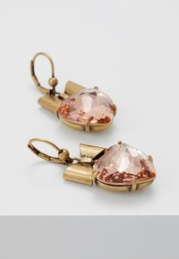 Tory Burch - HEART EARRING - Pendientes - pale papaya - 4