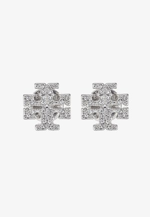 LOGO EARRING - Boucles d'oreilles -  silver-coloured