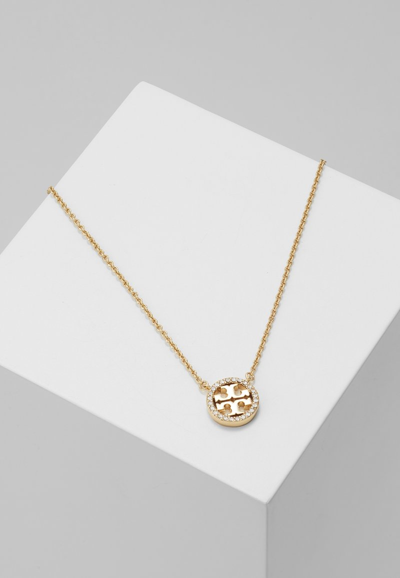 Tory Burch - LOGO DELICATE NECKLACE - Necklace - gold-coloured