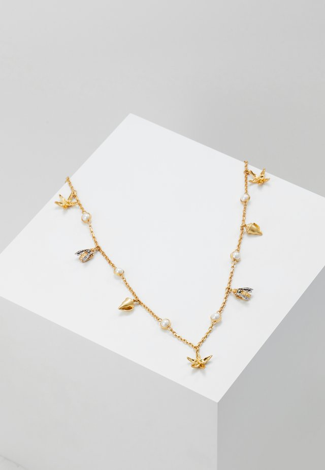 POETRY OF THINGS ROSARY - Necklace - gold-coloured
