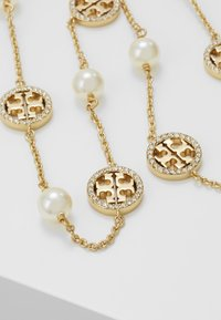 Tory Burch - LOGO NECKLACE - Ketting - gold-coloured - 4