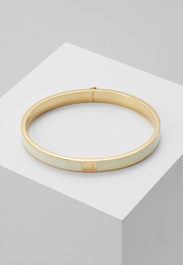 KIRA HINGED BRACELET - Armband - gold-coloured