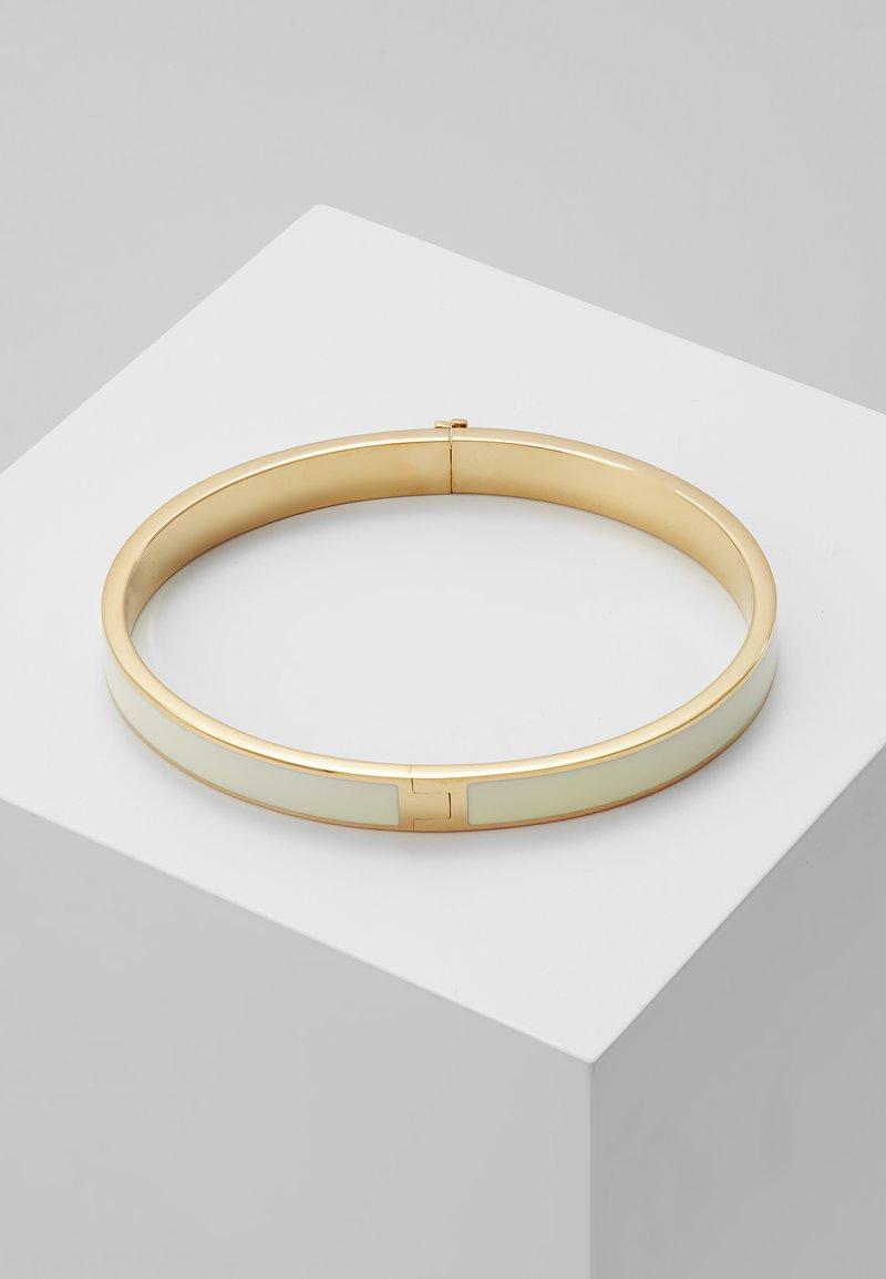 Tory Burch - KIRA HINGED BRACELET - Armbånd - gold-coloured