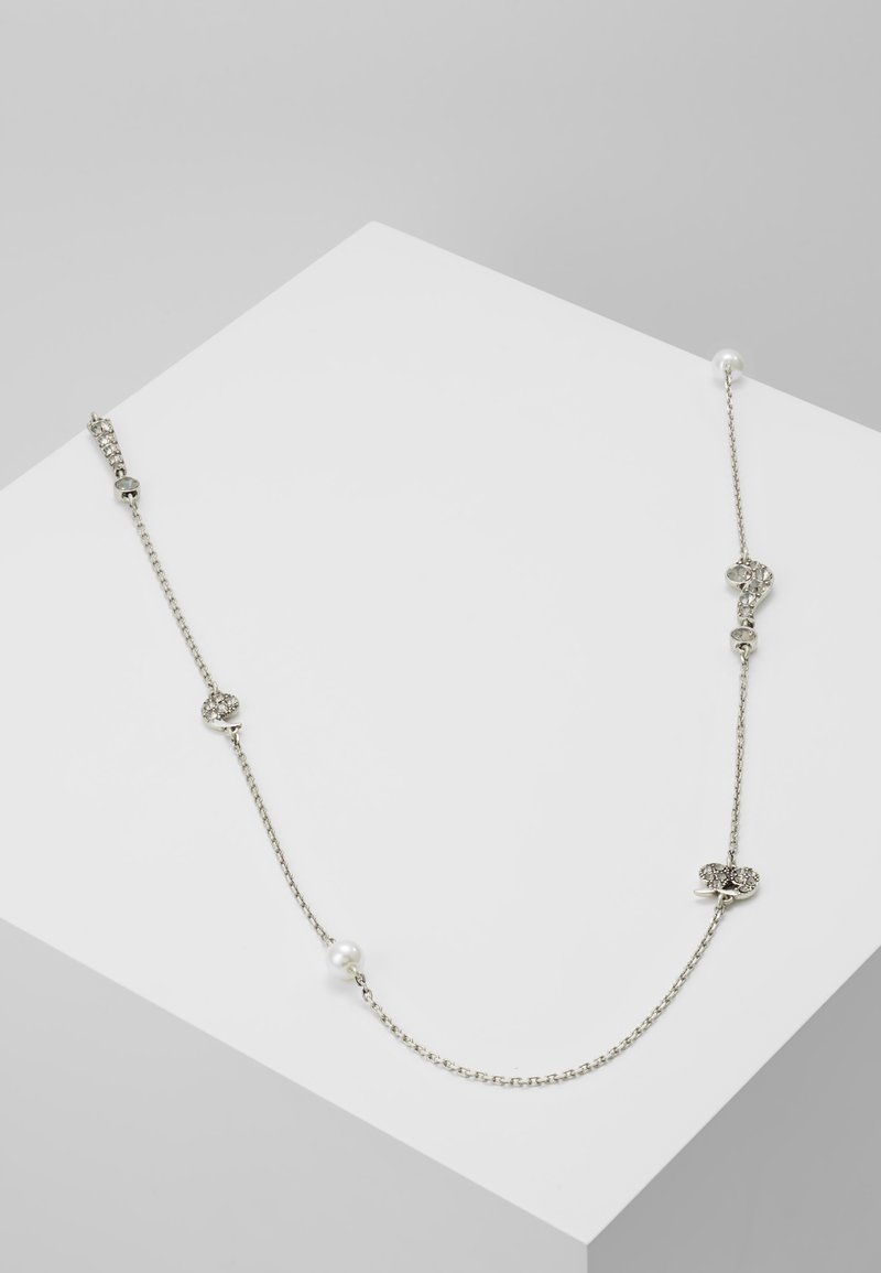 Tory Burch - PUNCTUATION ROSARY - Halskæder - silver-coloured