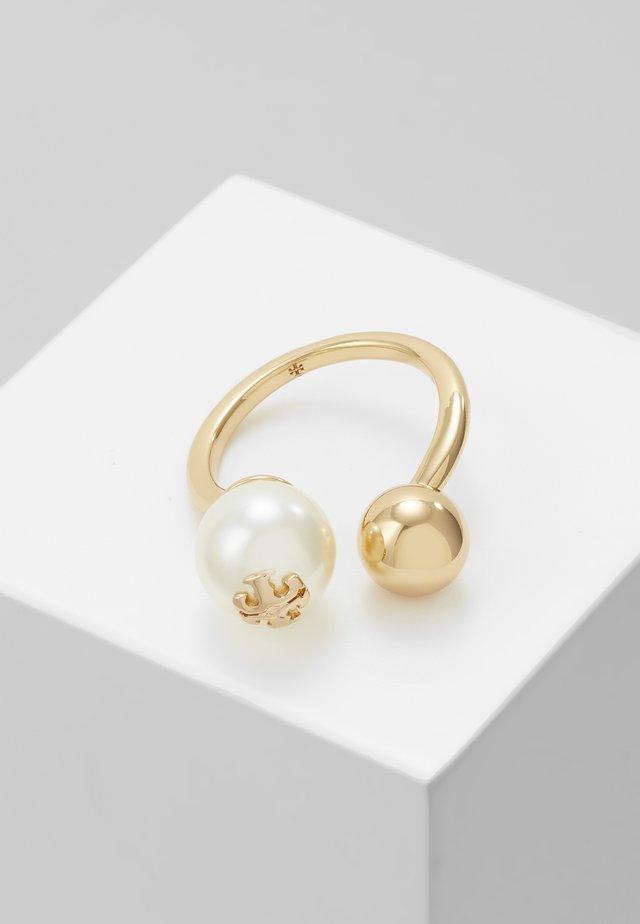 PEARL - Prsten - gold-coloured/creme