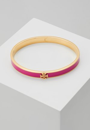 KIRA BRACELET - Armband - gold-coloured/crazy pink