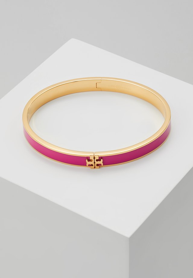 KIRA BRACELET - Náramek - gold-coloured/crazy pink