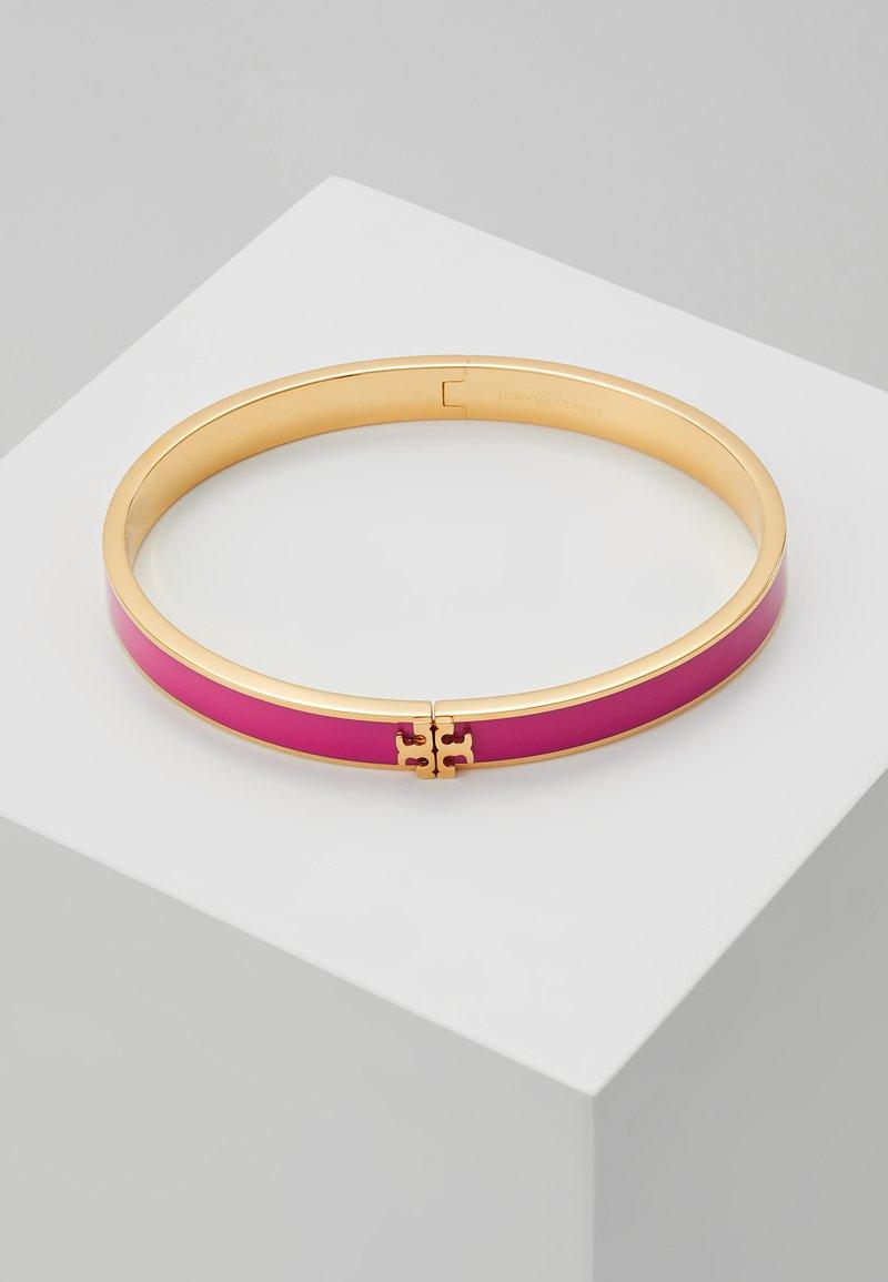 Tory Burch - KIRA BRACELET - Armband - gold-coloured/crazy pink
