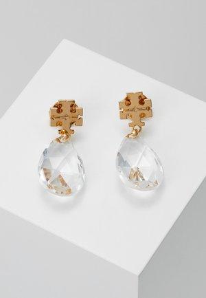 KIRA DROP EARRING - Orecchini - tory gold