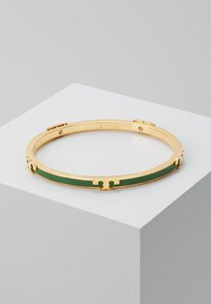 SERIF STACKABLE BRACELET - Bracelet - gold-coloured/arugula