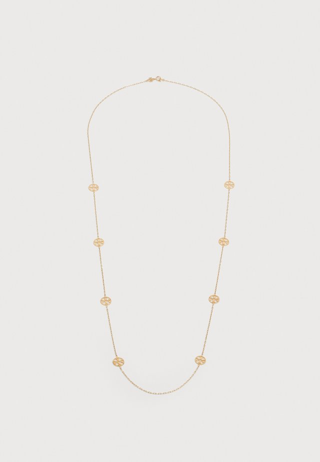MILLER NECKLACE LOGO - Halsband - gold-coloured