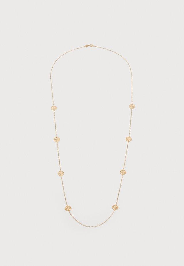 MILLER NECKLACE LOGO - Necklace - gold-coloured