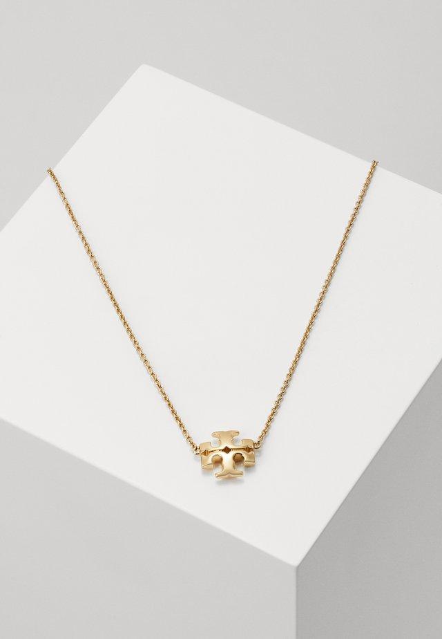 KIRA PENDANT NECKLACE - Necklace - gold-coloured