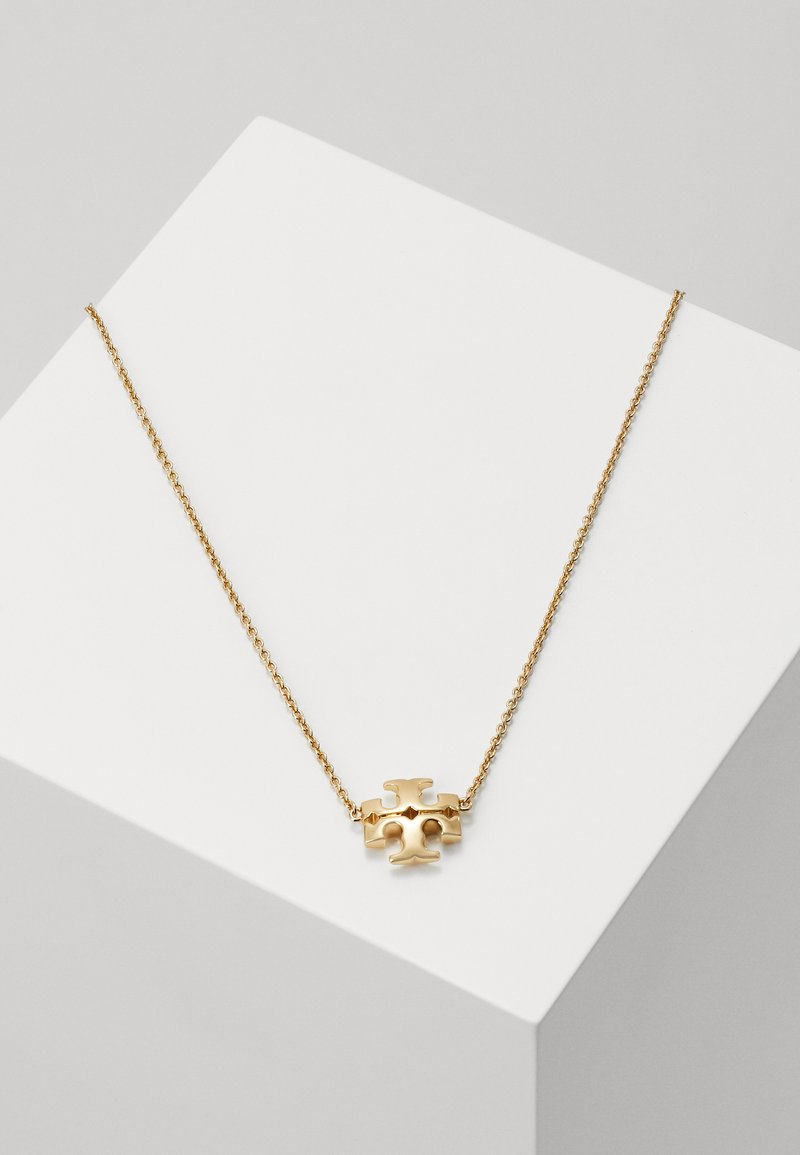 Tory Burch - KIRA PENDANT NECKLACE - Collana - gold-coloured