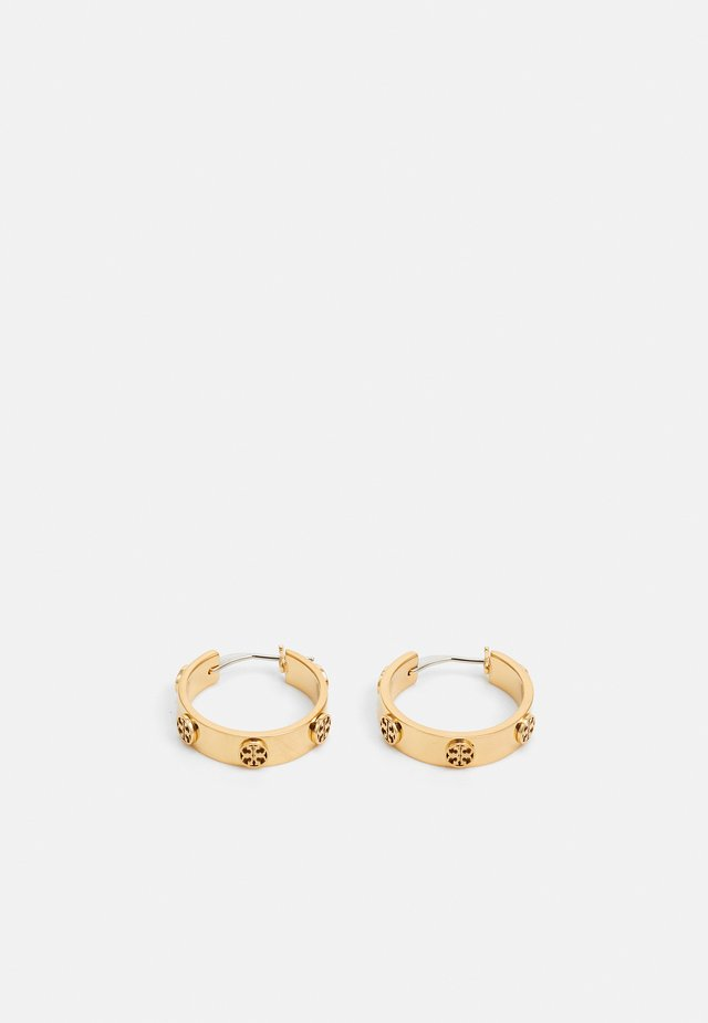 MILLER STUD HUGGIE EARRING - Boucles d'oreilles - gold-coloured