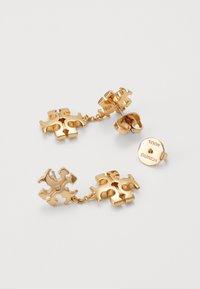 Tory Burch - KIRA LINEAR EARRING - Earrings - gold-coloured - 2