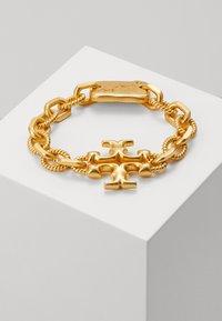 Tory Burch - TORSADE BRACELET - Bracelet - gold-coloured - 0