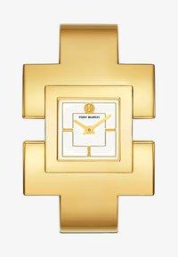 Tory Burch - THE T BANGLE - Zegarek - gold-coloured - 1