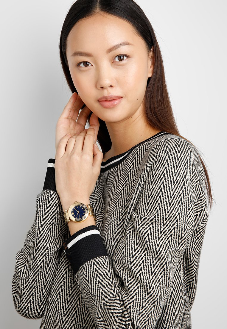 Tory Burch - THE CLASSIC - Hodinky - gold-coloured