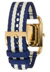 Tory Burch - THE PHIPPS - Montre - blau/weiss