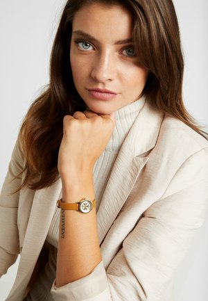 THE REVA - Watch - brown