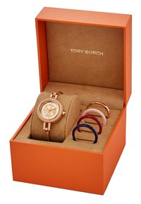 Tory Burch - THE REVA - Hodinky - rose gold-coloured - 4