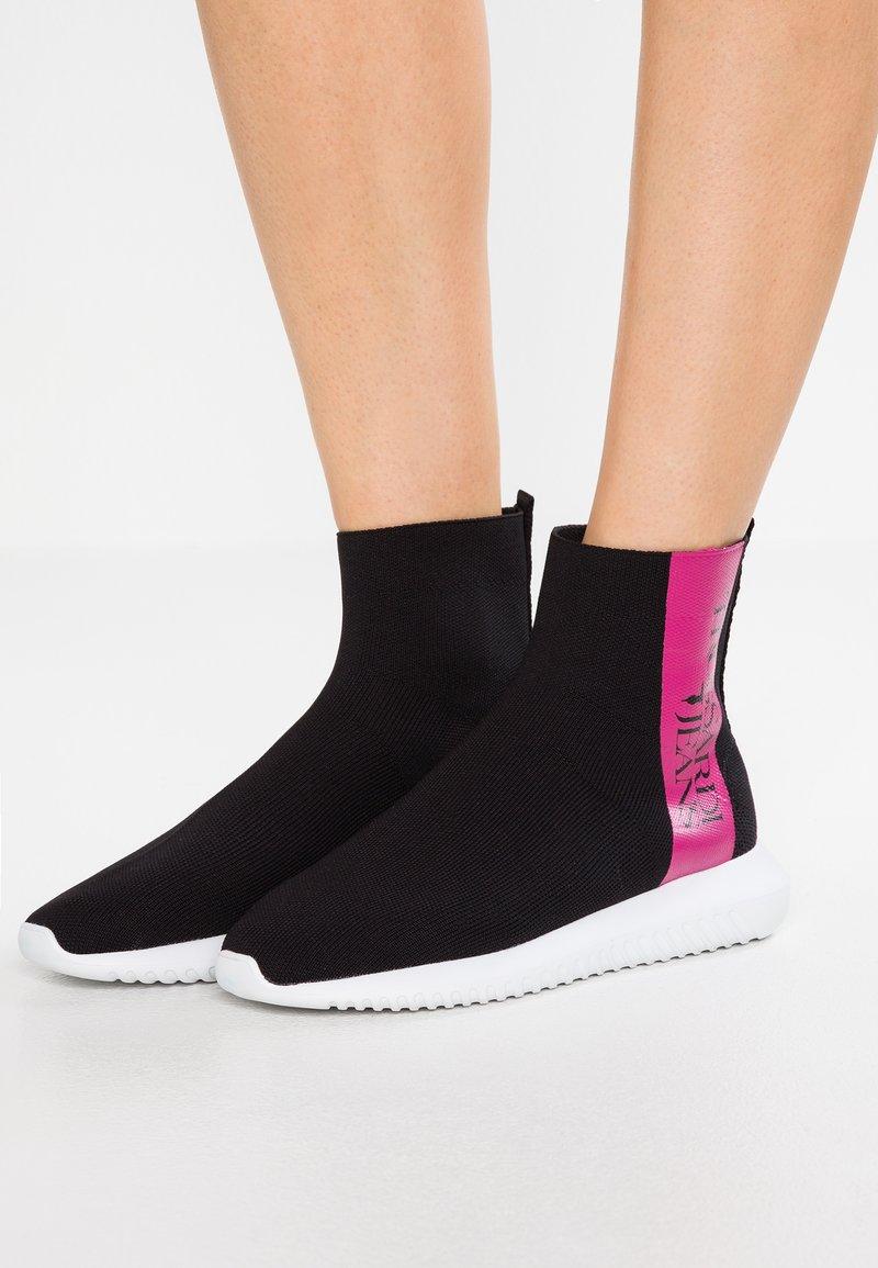 Trussardi Jeans - Sneaker high - black