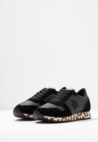 Trussardi Jeans - Trainers - black - 4