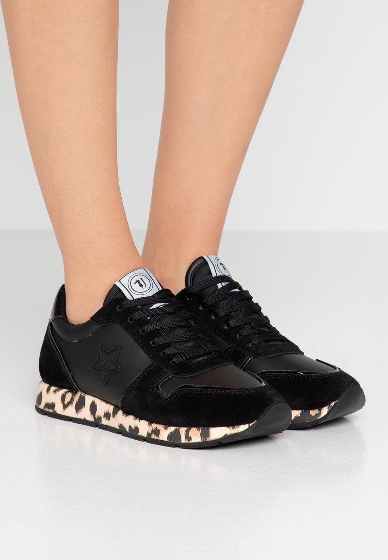 Trussardi Jeans - Trainers - black