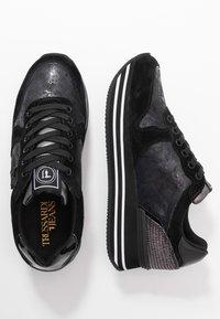 Trussardi Jeans - Trainers - black - 3