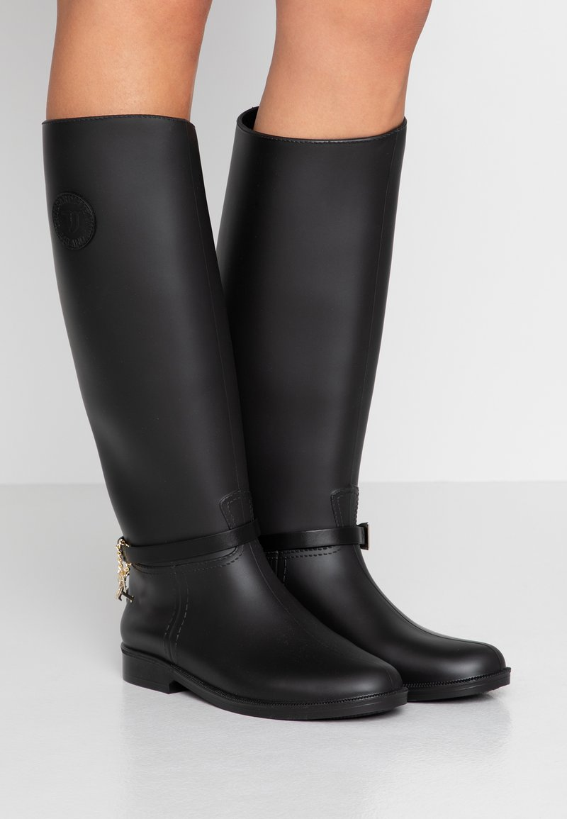 Trussardi Jeans - Gummistøvler - black
