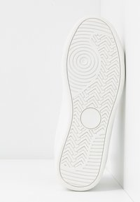 Trussardi Jeans - Trainers - white/gold - 6