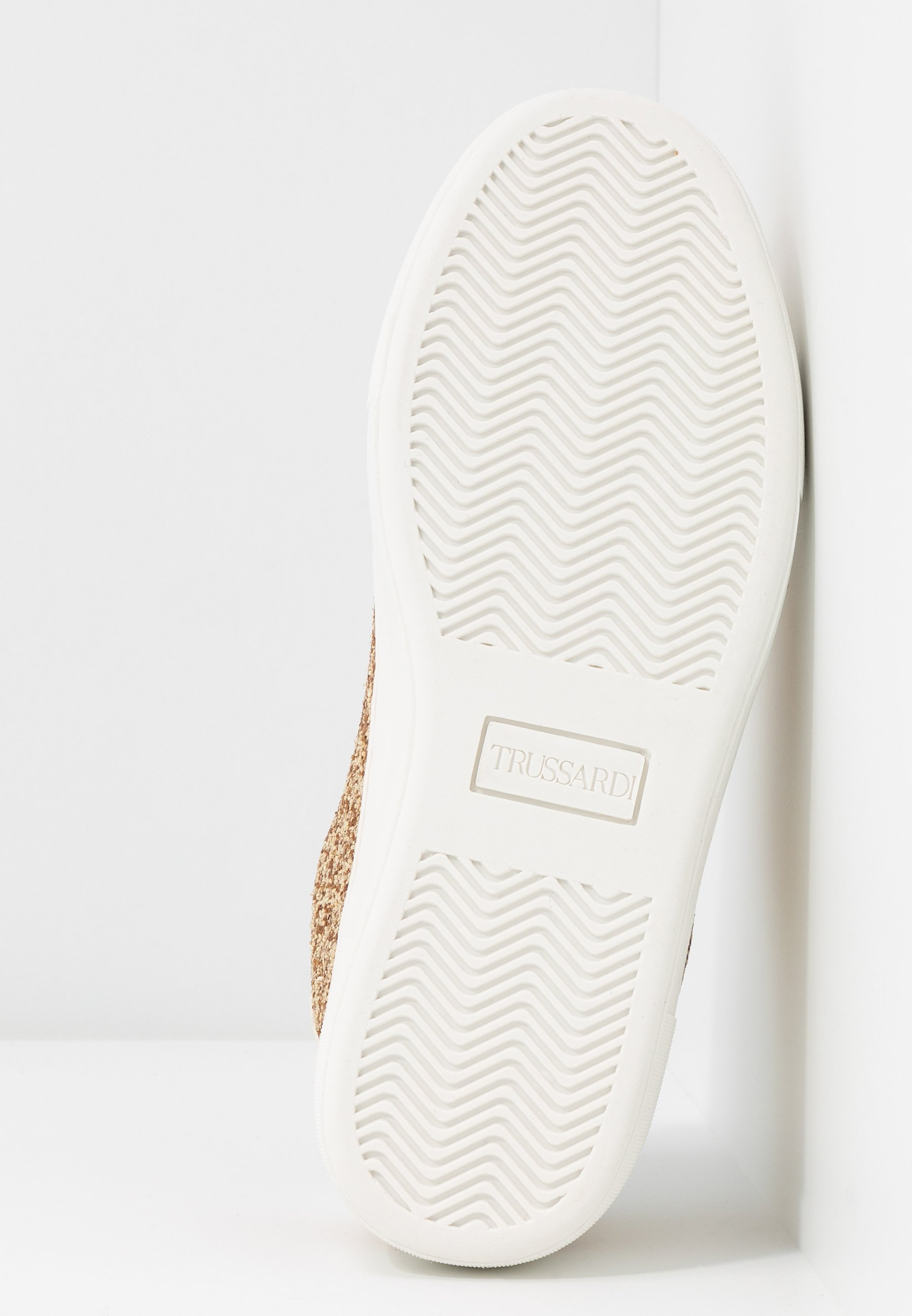 Trussardi Jeans Sneakers - Gold