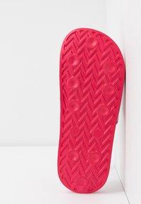 Trussardi Jeans - Pantofle - virtual pink - 6