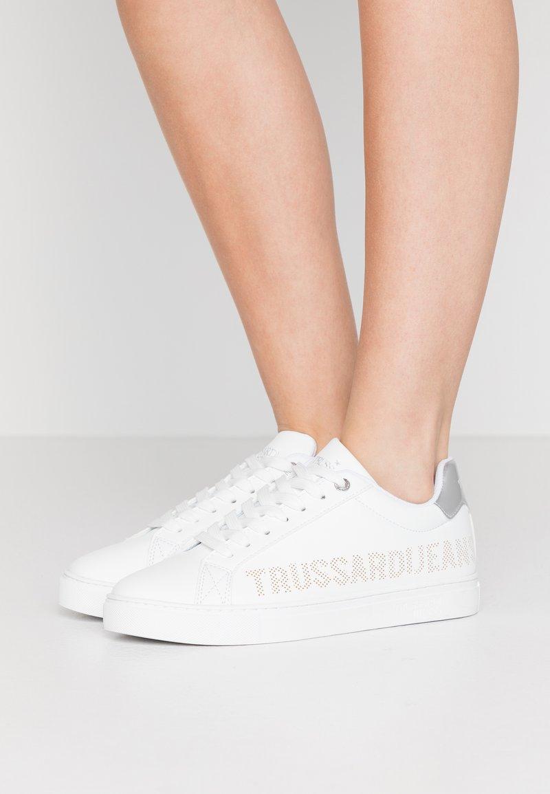 Trussardi Jeans - Sneakers - white