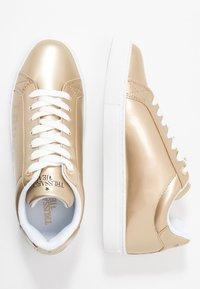Trussardi Jeans - Sneakers - gold - 3