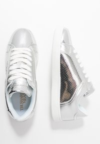 Trussardi Jeans - Trainers - silver - 3