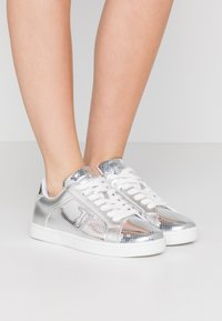 Trussardi Jeans - Trainers - silver - 0